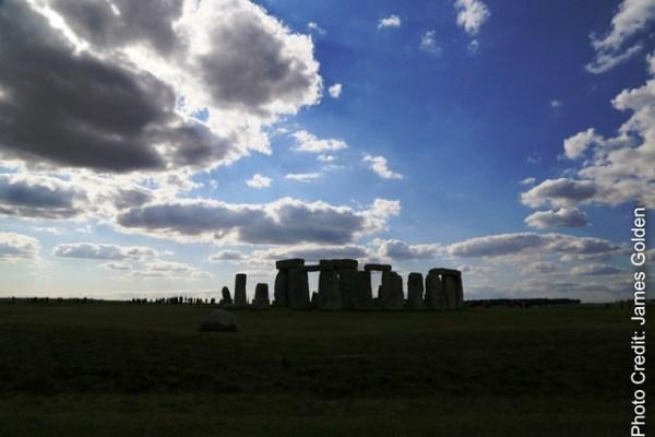 Stonehenge Copyright James Golden