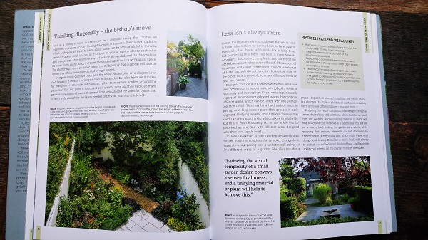 New Small Garden by Noel Kingsbury, reviewed by Susan Wright
