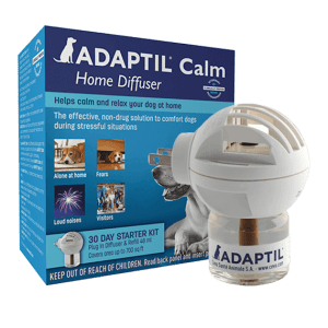 adaptil dog pheromone fear free