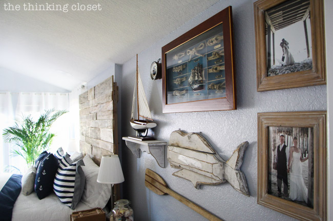 The Thrifty Girl's Guide To Coastal Decor