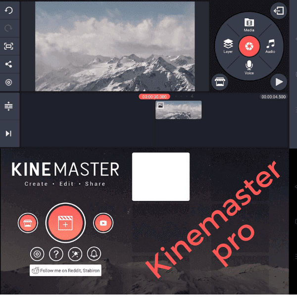 Kinemaster pro apk download mod