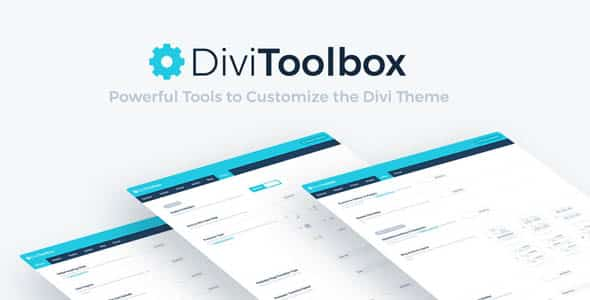 Divi Toolbox 162 Powerful Tools to Customize the Divi