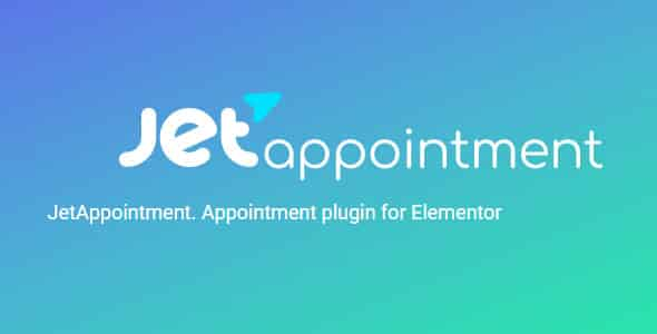 JetAppointment 122 Appointment Plugin for Elementor