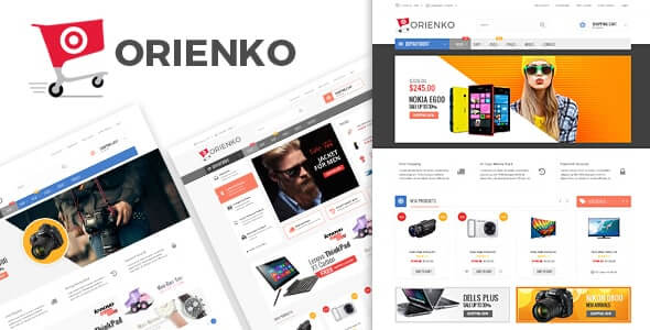 Orienko 148 Nulled WooCommerce Responsive Digital Wordpress Theme