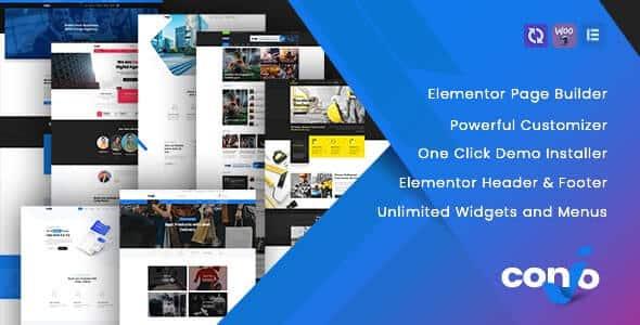 Conjo 100 MultiPurpose WordPress Theme
