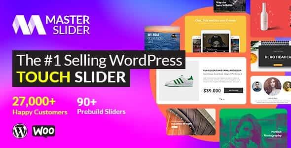 Master Slider 344 Nulled Touch Layer Slider WordPress Plugin