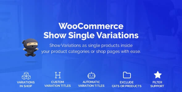 WooCommerce Show Variations as Single Products 122