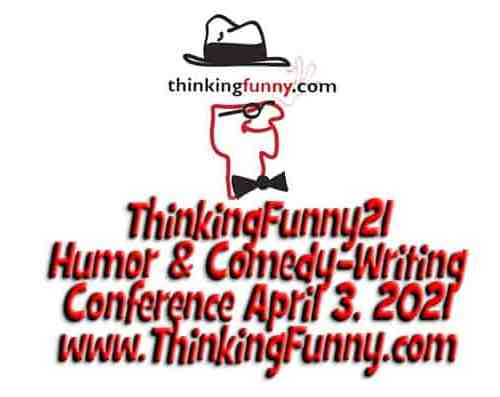 ThinkingFunny21 – Event Schedule