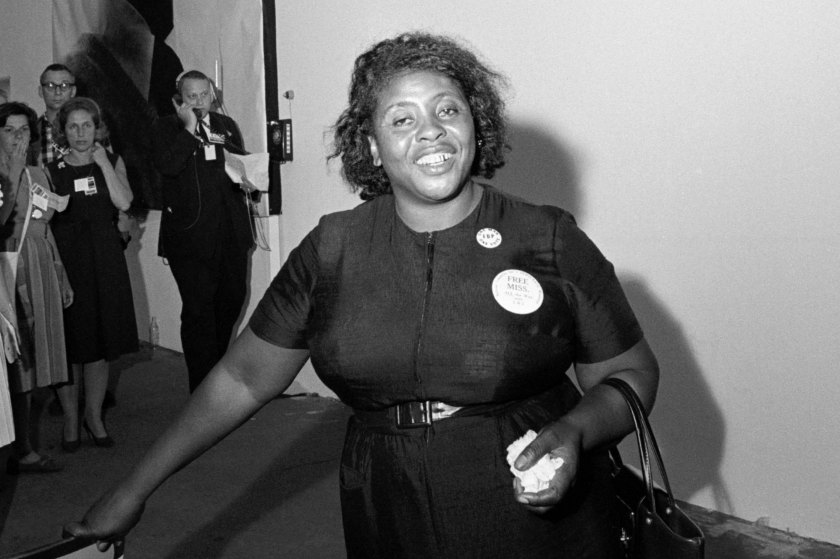 Fannie Lou Hamer, a leader in politics, civil rights, women's rights, and community organizing and activism, is the subject of an upcoming feature film