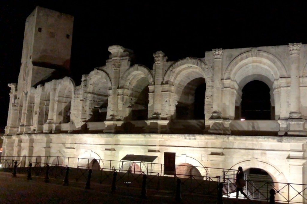 Four Nights in Arles