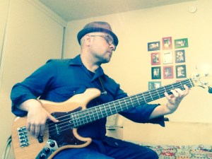 Bass Lesson 1 Good Sitting Position