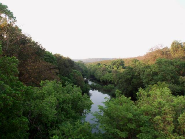 One of the many amazing landscapes during my journey in Guinea