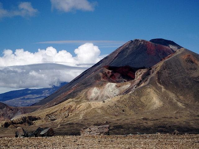 Tongariro (photo by Andrew Parnell)