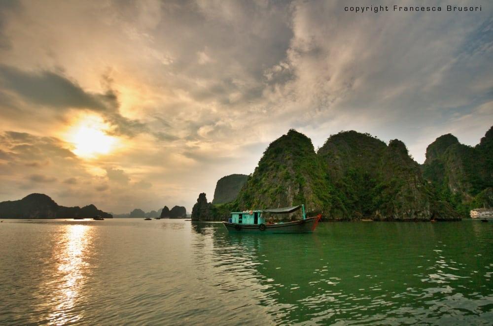 Ha Long Bay: Sailing through the Emerald Waters of Vietnam