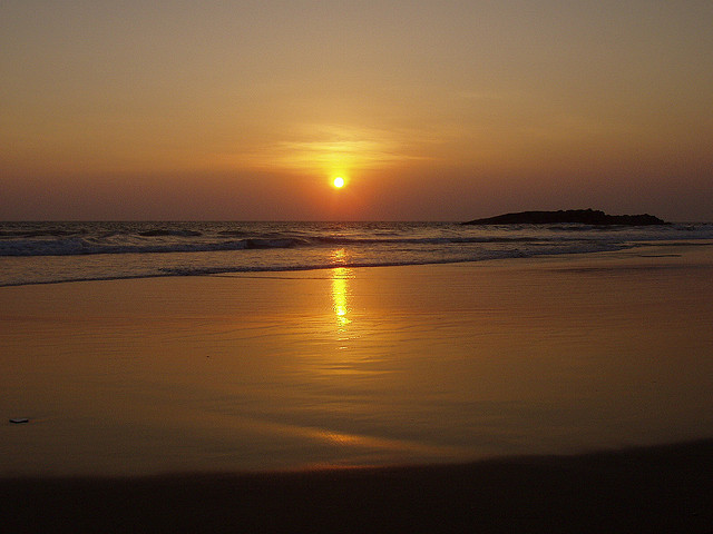 Kovalam Beach (photo by Stan Dalone)