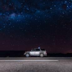 Roadtrip in Argentina – Stars