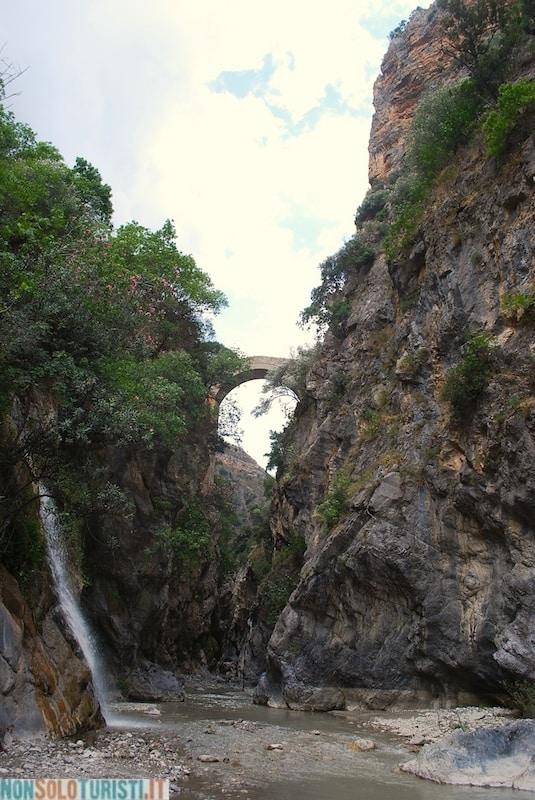 Devil's Bridge, Raganello Gorge - Calabria (Italy)