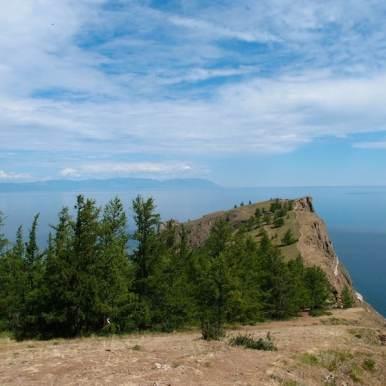 Cape Khobody, Olkhon Island - lake Baikal, Russia