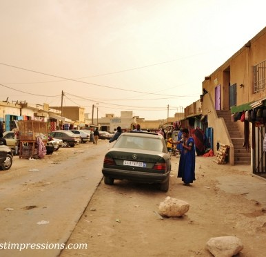 No Man's Land - Mauritania