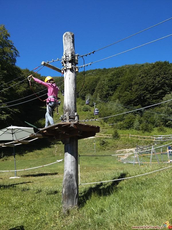 Adventure Park - Ticino, Switzerland