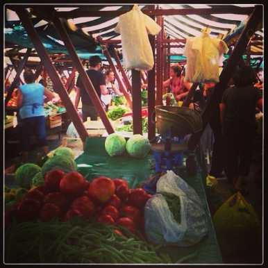 Market - Zadar, Croatia