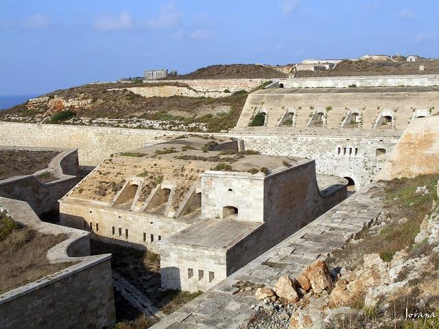 La Mola - Menorca, Spain