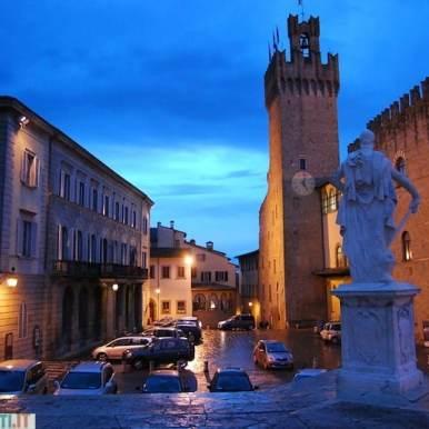 Arezzo, Tuscany - Italy