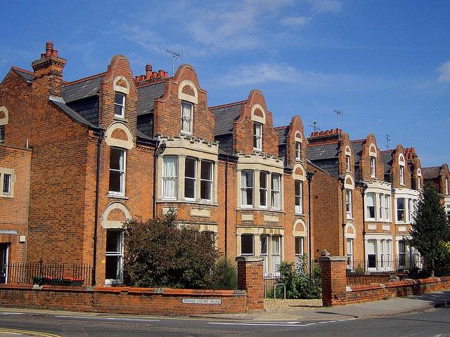 Houses in London, UK