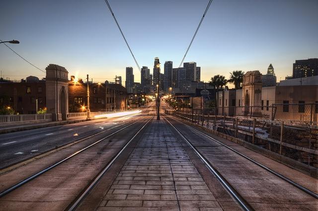 Pacific Coast Highway - Los Angeles, USA