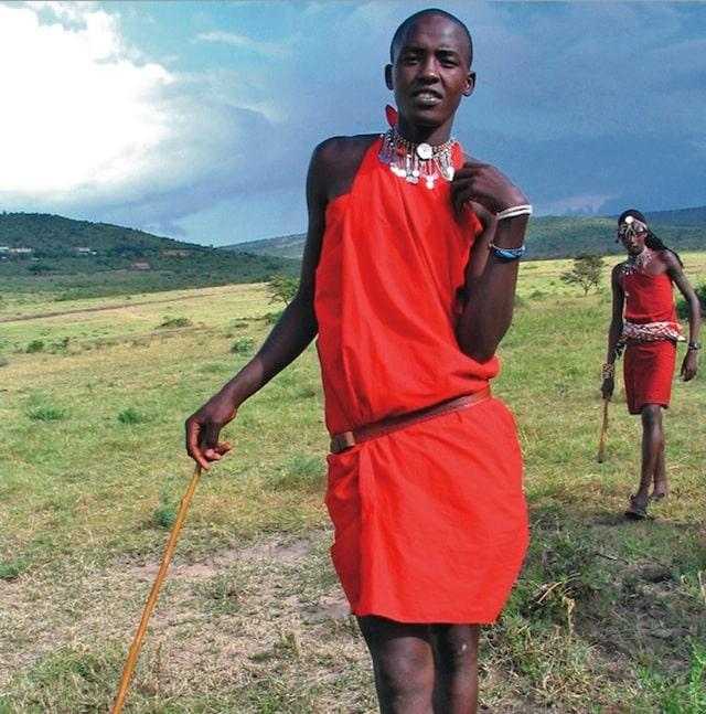 Maasai Tribe, Tanzania & Kenya