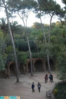 Parco Güell - Barcelona, Spain