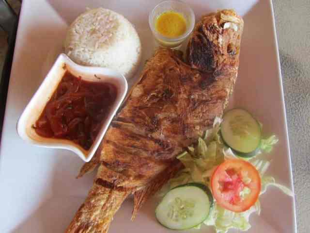 Food - Nicaragua