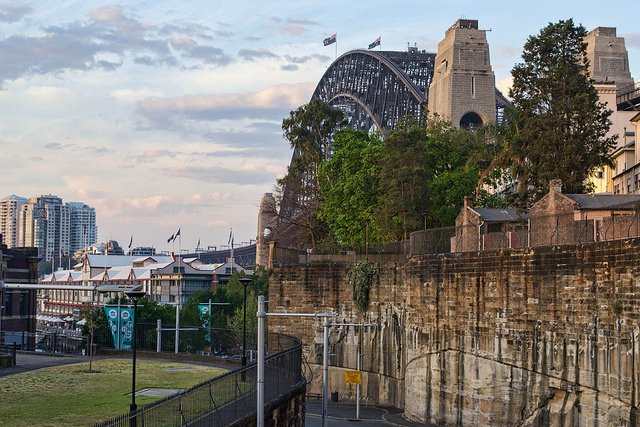 The Rocks - Sydney, Australia