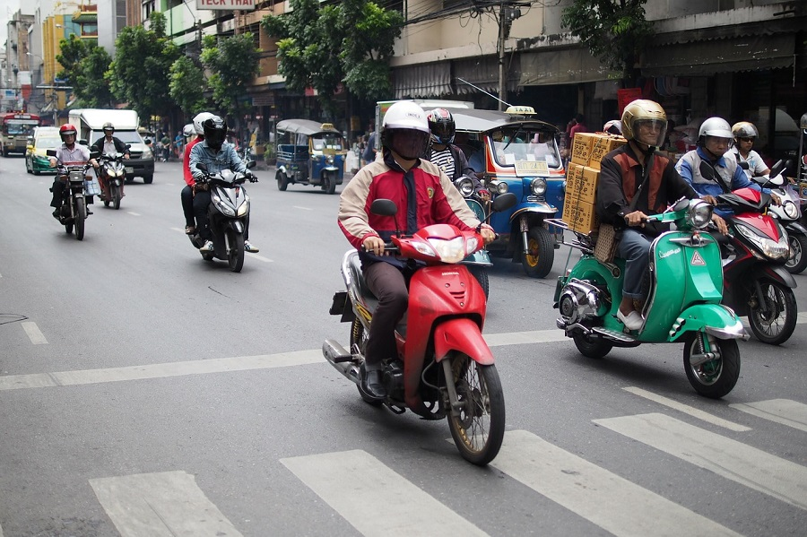 scooter asia