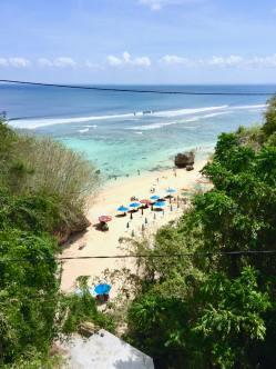 Padang Padang Beach
