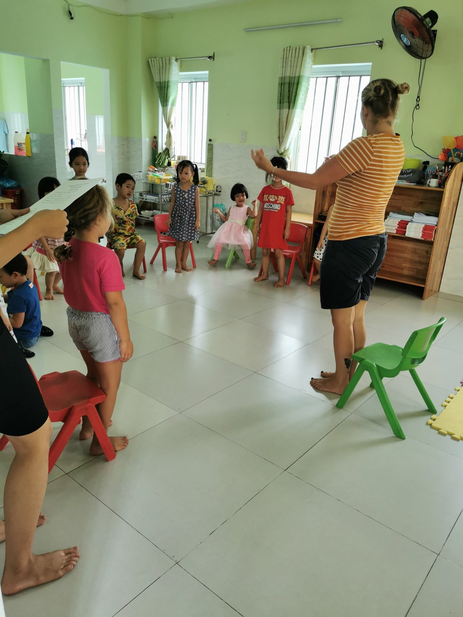 Living in vietnam with kids schools