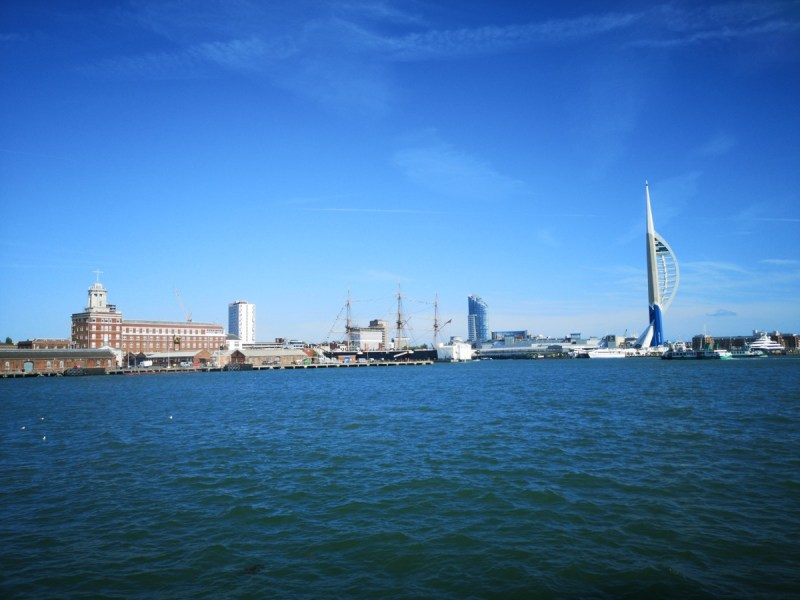 Portsmouth Harbour Tour