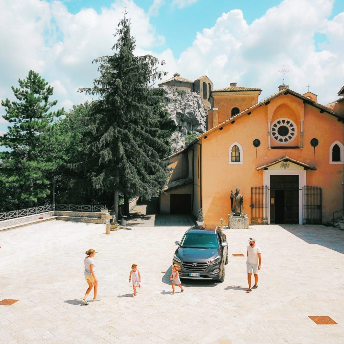 italy with kids