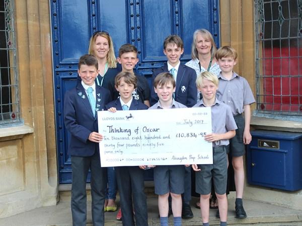 Abingdon Preparatory School - Thinking of Oscar