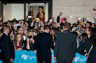 The Rover Red Carpet