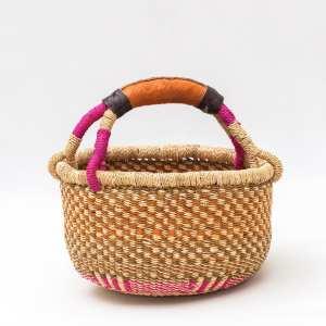 Round Small Basket