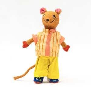 Barefoot Mouse (medium boy)