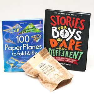 Stories for Boys Gift Pack – 12+ Years