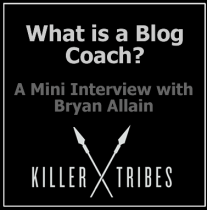 what is a blog coach