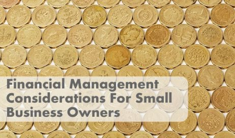 financial management considersations for small business owners