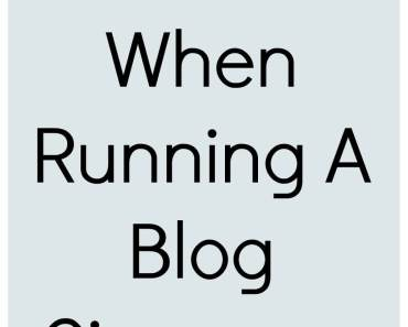 What Not To Do When Running A Blog Giveaway