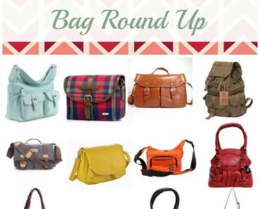 Cute DSLR Camera Bag Round Up