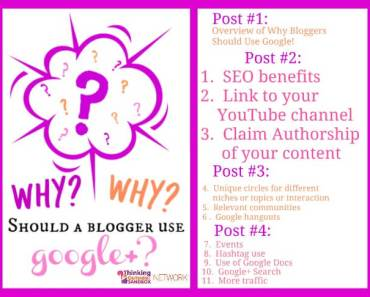 Why every blogger should use Google+