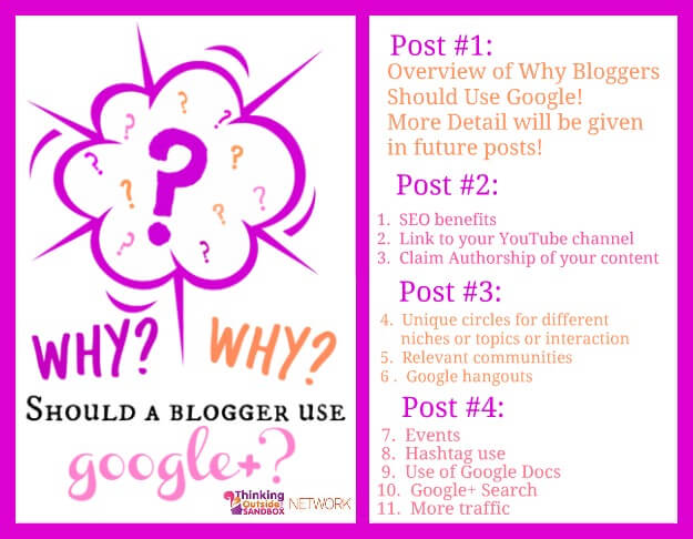 How and Why to Use Google+ for Bloggers
