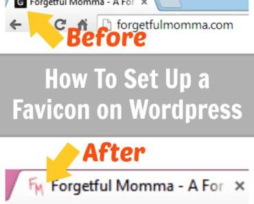 How To Set Up a Favicon on Wordpress